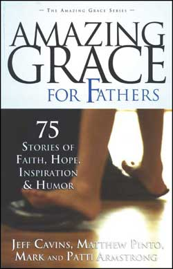 "The joys and struggles, strength and love of fatherhood, and how God's amazing grace can work in the lives of ""ordinary"" fathers and their families. A perfect gift for any man blessed by God with this awesome vocation."