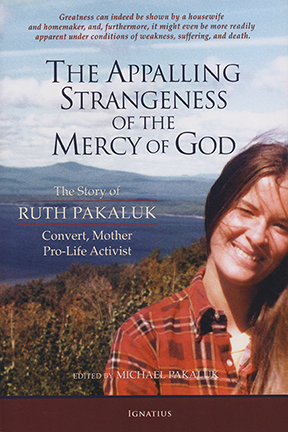 Ruth's inspiring story is told primarily through her humorous, sparkling and insightful letters in which her realistic cheerfulness shines. A biographical overview by her husband fills in important details about her life, and a collection of her talks on abortion, faith and being a Catholic wife and mother of seven children.