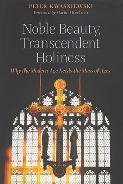 Anyone who wants a frank, honest,and deep explanation of worship, prayer, and liturgy should get this book Noble Beauty, Transcendent Holiness be marvel at the dept of the mass