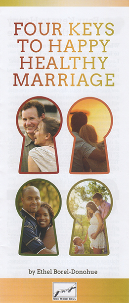 Do you want a more fulfilling, more satisfying relationship with your spouse? Based on the four essential characteristics of authentic marital love, this pamphlet will give you quick yet profound insights and the keys to unlocking your heart and the heart of your beloved.