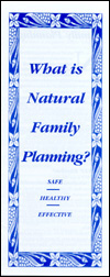 A complete overview of modern Natural Family Planning
