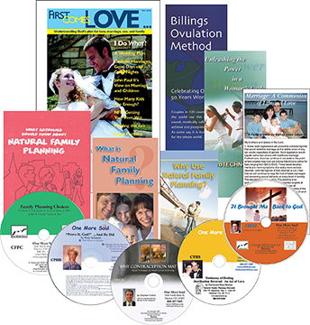 "One More Souls Natural Family Planning Packet is a great ""primer"" on the harm caused by contraception and the great alternatives that are available through Natural Family Planning."