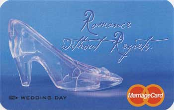 A 'marriage card' slips easily into wallets and reminds young women of their commitment to save sex until their wedding day.
