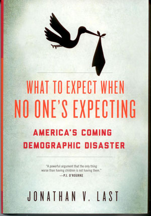 With candor, excellent research, and a sense of humor, Jonathan Last dispels the overpopulation myth with the truth: nations across the globe are facing a population collapse.  Last covers many elements contributing to declining fertility rates,: government policies, secularism, cultural shifts, and much more. Learn what is happening to countries whose birthrates have collapsed and what can be done to prevent a population collapse.