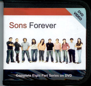 "Three talks on DVD supporting the "" Sons Forever"" sexuality education program. For sons; also available on CD."