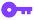 Purple key image