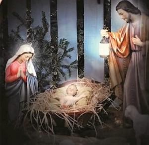 Mary Joseph Baby