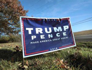 <> on November 9, 2016 in Janesville, Wisconsin.