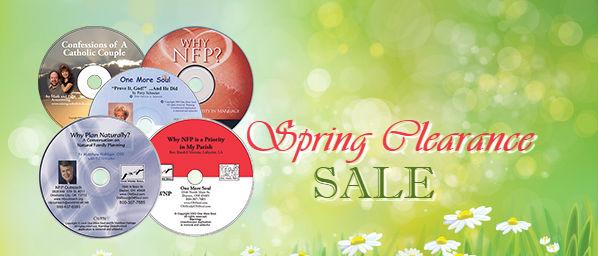 CD Spring Sale